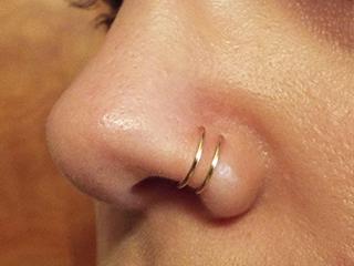 Τρύπημα μύτης